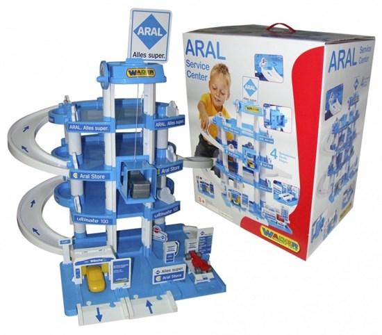 """ПОЛЕСЬЕ Паркинг """"ARAL-2"""" 4-уровневый (в коробке) 37879"""