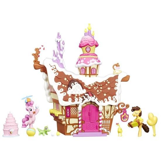 "HASBRO My Little Pony Коллекционный игровой набор My Little Pony ""Сахарный дворец"" B3594 - фото 12267"