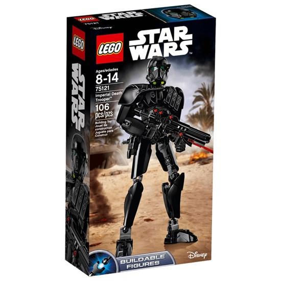 """LEGO Конструктор """"STAR WARS. Штурмовик смерти"""" 75121 - фото 14660"""