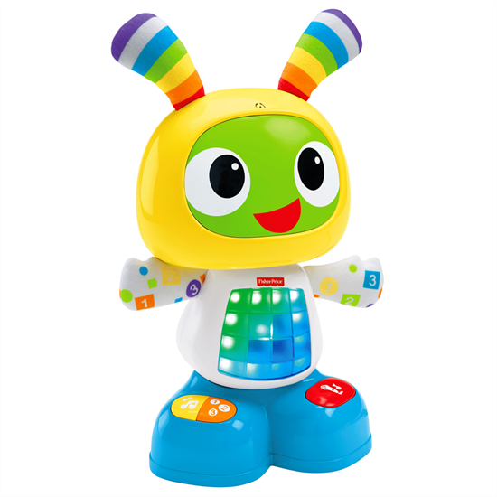Обучающий робот Бибо Fisher-Price DJX26
