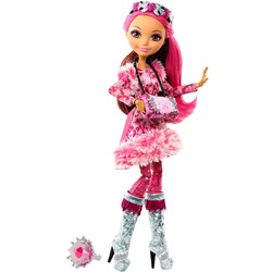 "Кукла ""Эвер Афтер Хай: Заколдованная зима"" - Брайер Бьюти, 27 см. DKR65"