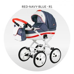 цвет RED-BLUE R1