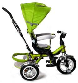 Велосипед детский трехколесный BA 5566-6 с пневмоколесами