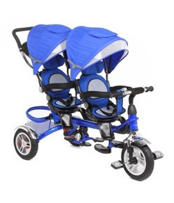 """Велосипед 3-кол. для двойни Capella TWIN TRIKE 360"""""""