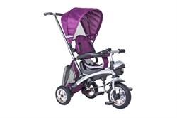 Велосипед детский трехколесный BA CHIC-5 с пневмоколесами