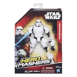 "STAR WARS Сборная фигурка Star Wars ""Hero Mashers"" - Stormtrooper, 15 см B3662"