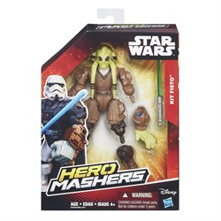 "STAR WARS Фигурка ""Звездные войны"" Hero Mashers - Кит Фисто, 15 см B3658"