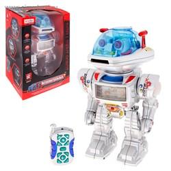 Робот интеллектуальный р/у со светом и звуком 452970