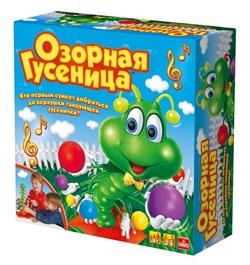 """GOLIATH Игра интерактивная """"Озорная гусеница"""" 30980"""