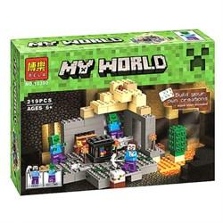 """BELA Конструктор """"Подземелье"""" Minecraft  10390"""