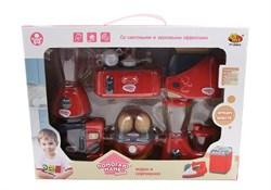 """AB TOYS Детская мини-кухня """"Помогаю маме"""" (свет, звук, вибрация) PT-00666"""