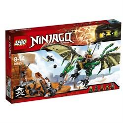 """LEGO Конструктор """"NINJAGO. Зеленый дракон"""" 70593"""