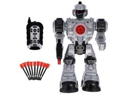 """AB TOYS Робот """"Космический десант"""" р/у (на бат., свет, звук) C-00143"""