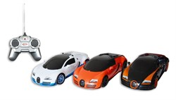 RASTAR Машинка р/у Bugatti Veyron Grand Sport Vitesse (на бат.), 1:18 53900