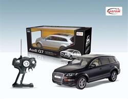 RASTAR Машина р/у Audi Q7 (на бат.), 1:14 27400