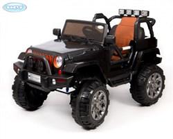 Электромобиль Barty Jeep 4х4 (полный привод) Т010МР черный