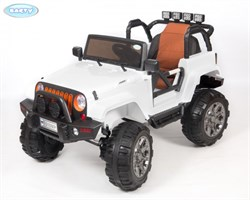 Электромобиль Barty Jeep 4х4 (полный привод) Т010МР белый
