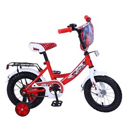 """Велосипед """"LADY BUG"""" 12"""" 239462"""