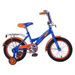 "MUSTANG Велосипед ""HOT WHEELS"" 14"" 239438"