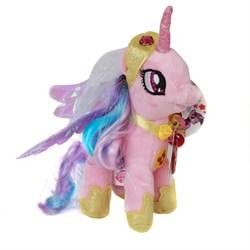 Мягкая игрушка My Little Pony - Принцеса Каденс (звук), 18 см V27464/18