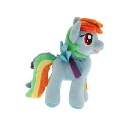 Мягкая игрушка My Little Pony - Пони Радуга Дэш (звук), 23 см V27483/23