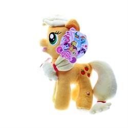 "Мягкая игрушка My Little Pony ""Пони Эпплджек"" (звук), 26 см V27480/23"