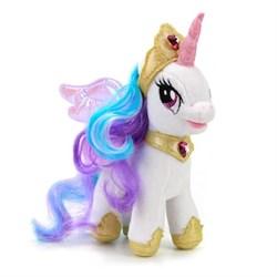 Мягкая игрушка My Little Pony - Принцесса Селестия (звук), 18 см V27498/18