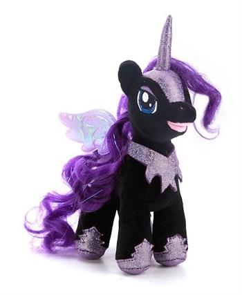 Мягкая игрушка My Little Pony - Nightmare Moon (звук), 18 см V62029/17