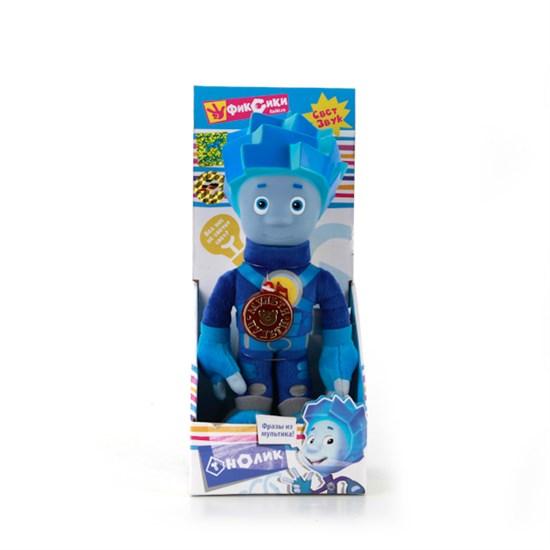 """Мягкая игрушка """"Фиксики"""" - Нолик (свет-звук) в коробке, 24 см V41451/24Х"""