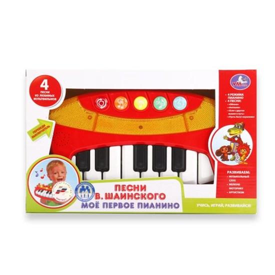 УМКА Мое первое пианино Песни В. Шаинского 1440778