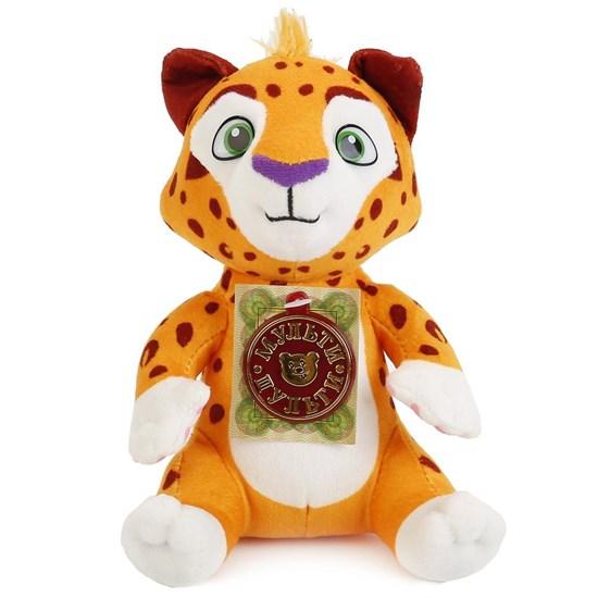 """Мягкая игрушка """"Тиг и Лео"""" - Лео (звук), 25 см V39456/25"""