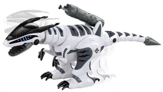 ZHORYA Робот – динозавр «Тирекс», на р/у, аккум., зар. устр., свет, звук JB1100280