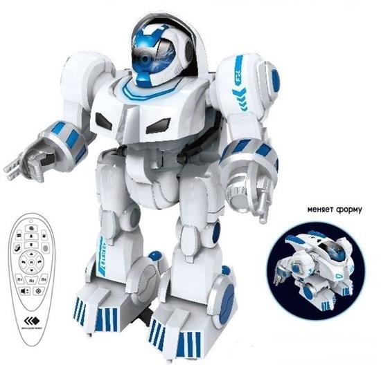 ZHORYA Робот «Смарти» на р/у, аккум., зар. устр., свет, звук JB1100185