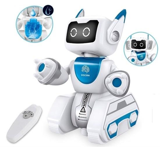 ZHORYA Робот «Вольт», на р/у, на батар., гидроаккум. JB400962
