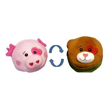 """Мягкая игрушка """"Свинка-щенок 2 в 1"""" 16 см. B29450E-1-16A"""