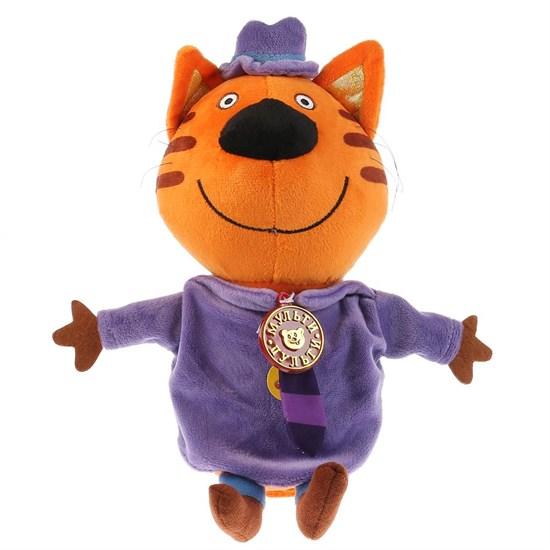 """Мягкая игрушка """"Три кота"""" - Папа Кот (звук), 20 см V92559/20"""