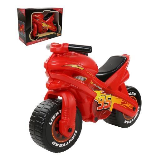 """ПОЛЕСЬЕ Мотоцикл Disney/Pixar """"Тачки"""" (в коробке) 70548"""
