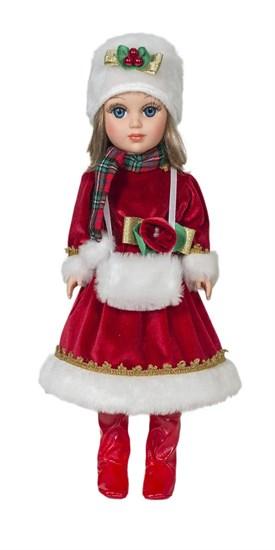 """ВЕСНА Кукла """"Анастасия Новогодняя"""" со звуковым устройством В2473/о"""