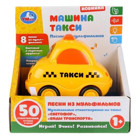 УМКА Машинка Такси на бат. 1505A441
