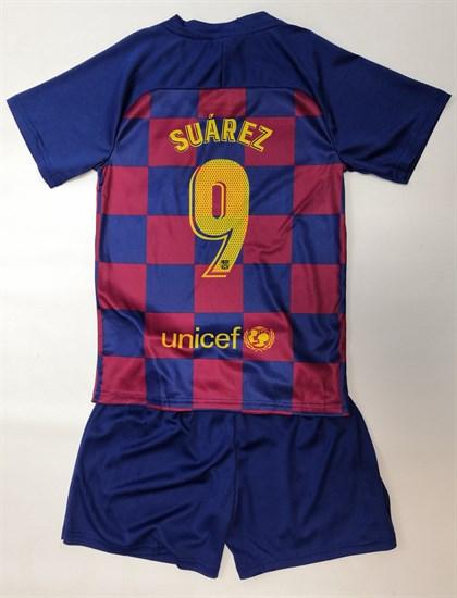 "Комплект ""Футболка + шорты в стиле Барселона"""