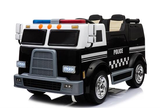 Двухместный электромобиль Police М008МР 4Х4 (полный привод)
