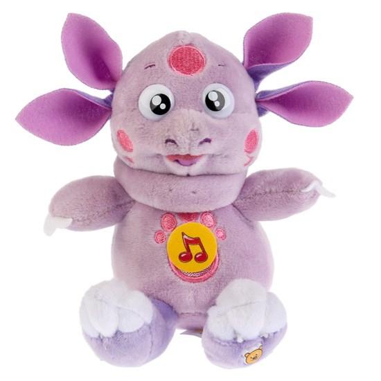 "Мягкая игрушка ""Лунтик"" (звук), 14 см V85307/14S19"