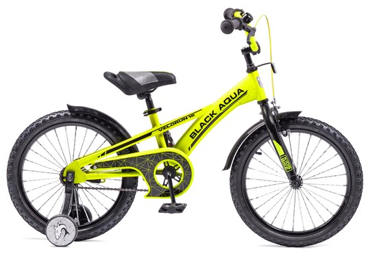 "BLACK AQUA Велосипед ""VELORUN"" 18"" KG1819"