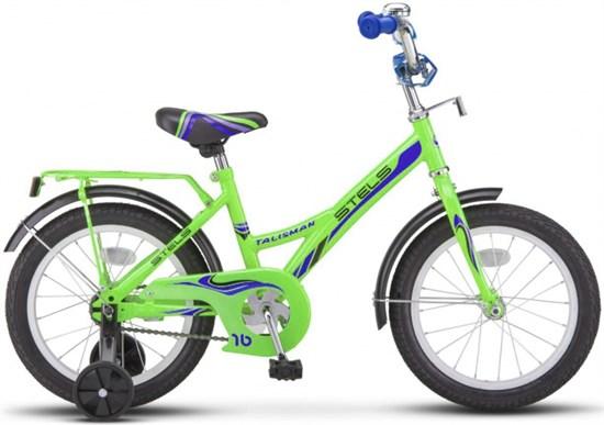 """Велосипед 14"""" STELS """"Talisman"""" цвет Зеленый"""