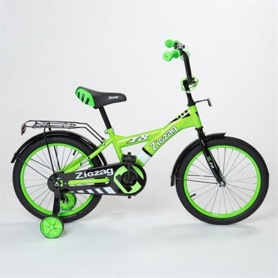 """Велосипед 16"""" ZIGZAG """"SNOKY"""" цвет Зеленый"""