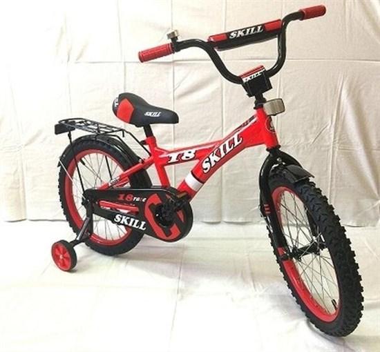 """Велосипед 16"""" ZIGZAG """"SNOKY"""" цвет Красный"""