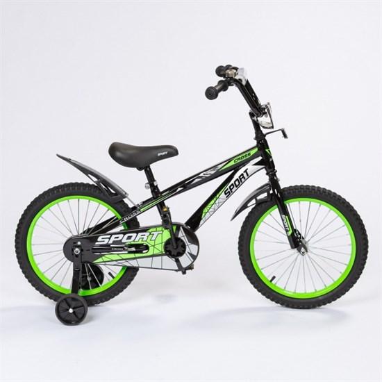"""Велосипед 20"""" ZIGZAG """"CROSS"""" Цвет черный"""