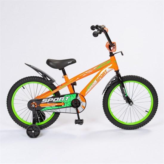 """Велосипед 20"""" ZIGZAG """"CROSS"""" Цвет оранжевый"""