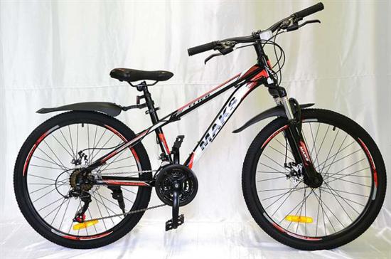 """Велосипед 26"""" MAKS """"FLIER"""" MD 21 скорость Рама 13 цвет черный"""