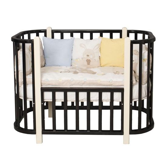 Кровать детская NUVOLA 3 в 1 кровать-манеж-диванчик